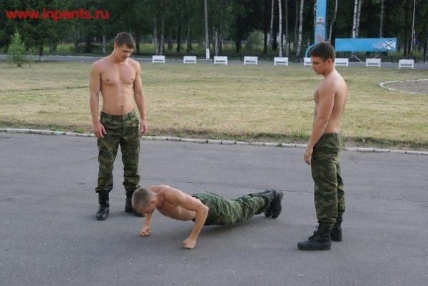 Как в армии без секса записи