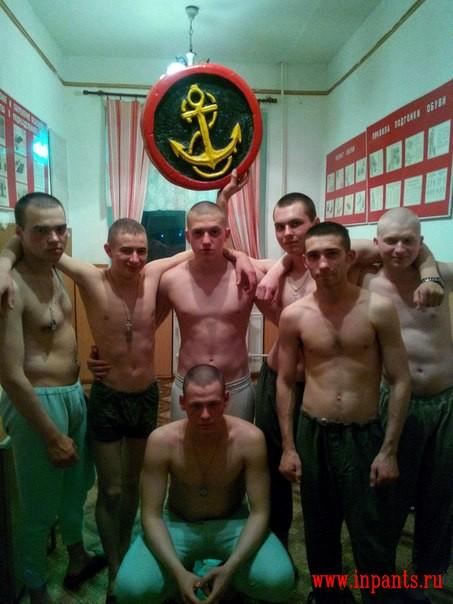голые военные парни на фото